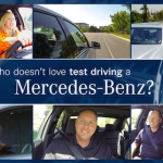 Mercedes Commercial