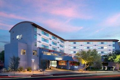 Aloft Scottsdale Business Networking Location Phoenix Area
