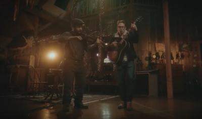Bluegrass and Folk Music Video