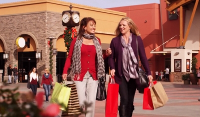 Downtown Shopping Commercial